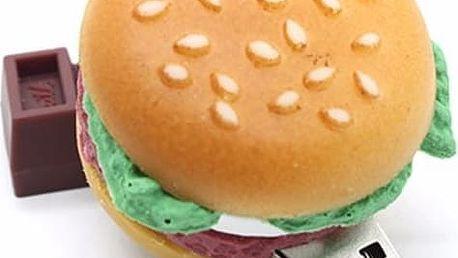 USB flash disk 16, 32 či 64 GB: hamburger, mimoni, pokémon nebo pokeball včetně dopravy
