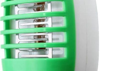 Mini LED elektrický likvidátor komárů a jiného drobného hmyzu