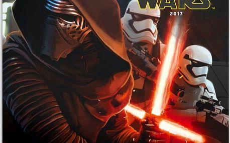 Nástěnný kalendář 2017 - Star Wars - dodání do 2 dnů
