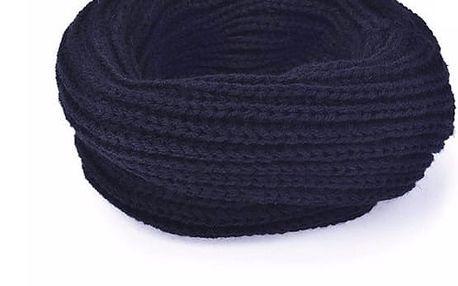 Dámský pletený nákrčník v mnoha barvách