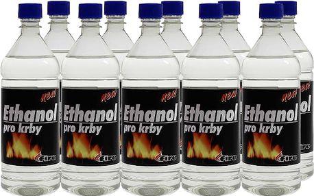 Pe-po palivo do biokrbů 10l 10x1L paliva pro biokrby