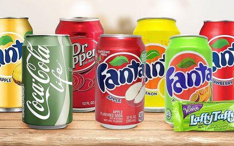 Coca-Cola a Fanta v netradičních příchutích