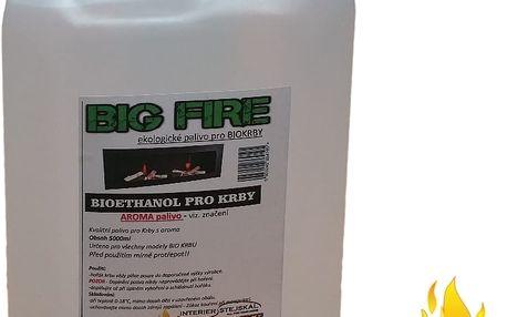 Pe-po palivo do biokrbů 5l s aroma dle výběru Aloe Vera