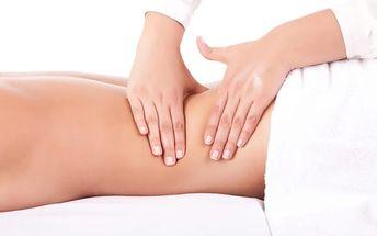 Zbavte se nadváhy, celulitidy i otoků: manuální lymfodrenáž 1-5 ošetření v délce 60 minut