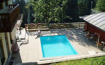 Wellness pobyt na 3 nebo 4 dny pro dva v hotelu Švýcarská bouda, Špindlerův Mlýn - Krkonoše
