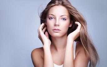 Čištění kyselinou hyaluronovou, lifting kmenovými buňkami nebo kosmetická péče s masáží