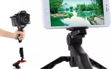 Přenosný stativ na mobil či fotoaparát