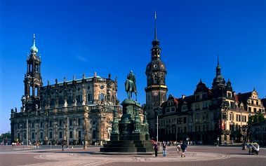 Drážďany - Primark, zářijový zájezd na celý den pro 1 osobu za nákupy a prohlídkou města