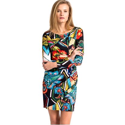 Desigual - Šaty Vest Rosita