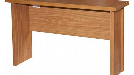 Jednoduchý psací stůl OSCAR T02, třešeň