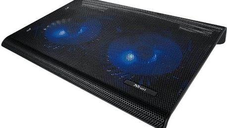Chladící podložka pro notebooky Trust Azul (20104)