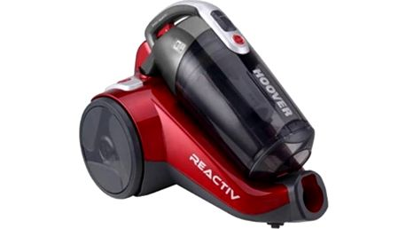 Vysavač podlahový Hoover RC81_RC25011 červený + Doprava zdarma