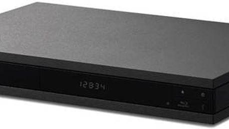 3D Blu-Ray přehrávač Sony UHP-H1B (UHPH1B.EC1) černý + Doprava zdarma