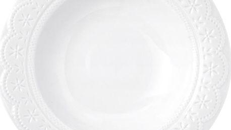 Polévkový talíř Krauff Lacy, 22cm