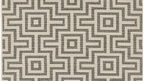 Vysoce odolný koberec Floorit@ Maze, 200x285cm - doprava zdarma!