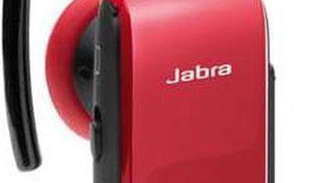 Handsfree Jabra Classic (BLUHFPJCLASRE) červené