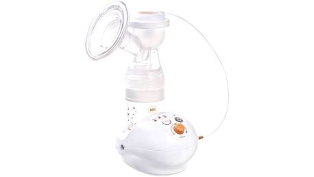 Odsávačka mateřského mléka Canpol babies EasyStart elektrická