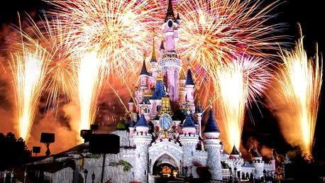 3denní zájezd do Disneylandu v Paříži se zastávkou u Eiffelovy věže pro 1 osobu