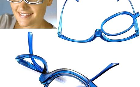 Zvětšovací brýle pro líčení - dodání do 2 dnů
