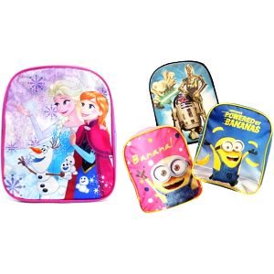 Malý batoh pro děti předškolního věku v několika variantách