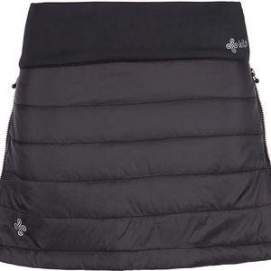 Dámská zateplená sukně KILPI MATIRA-W černá 36