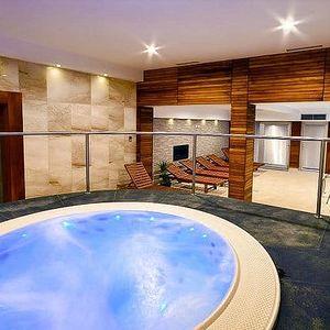 2–4denní pobyt pro 2 osoby s polopenzí a wellness v hotelu Rakovec*** v Brně