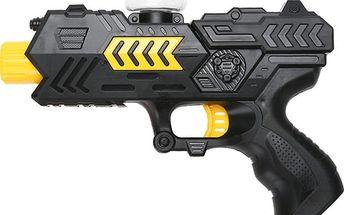 Vzduchová pistole na Paintball
