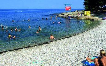 Chorvatsko Umag - o víkendu na skok k moři