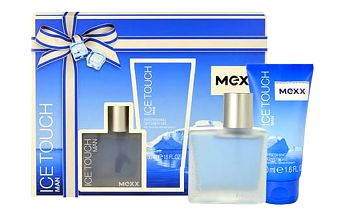 Mexx Ice Touch Man 2014 EDT dárková sada M - EDT 30 ml + sprchový gel 50 ml