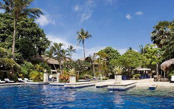 Bali - Sanur na 10 dní, snídaně s dopravou letecky z Prahy