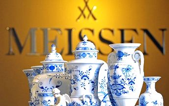 1denní zájezd pro 1 do Německa do Míšně s návštěvou porcelánky a s možností plavby lodí