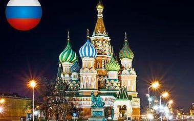 Ruština - A1 začátečníci I