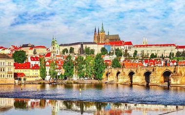 Hostel Marabou v Praze nedaleko centra, dítě zdarma