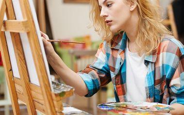 Figurální kresba ve výtvarném ateliéru