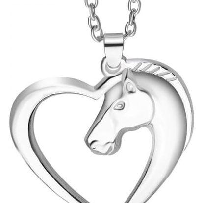 Náhrdelník pro milovnice koní