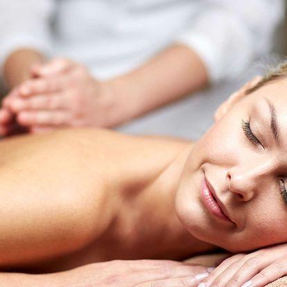 Sleva na víceúčelovou masáž Spektrum 4 technik