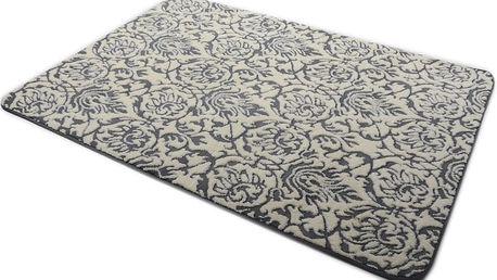 Kusový koberec BARCELONA šedý