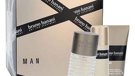 Bruno Banani Man EDT dárková sada M - EDT 50 ml + sprchový gel 50 ml + deodorant 50 ml