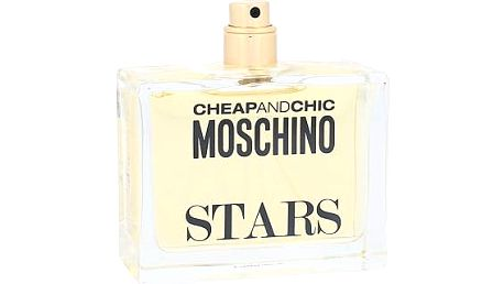 Moschino Cheap And Chic Stars 100 ml EDP Tester W