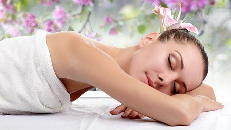 Detoxikační balíček: sauna, masáže, maska a čaj