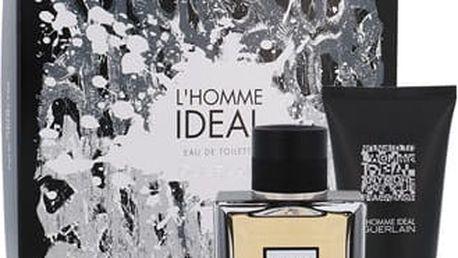 Guerlain L´Homme Ideal EDT dárková sada M - EDT 50 ml + sprchový gel 75 ml