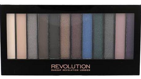 Makeup Revolution London Redemption Palette Hot Smoked 14 g oční stín W