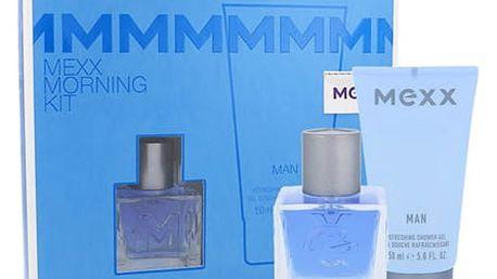 Mexx Man EDT dárková sada M - EDT 50 ml + sprchový gel 150 ml
