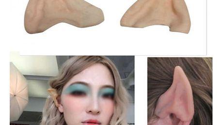 Nasazovací elfí uši