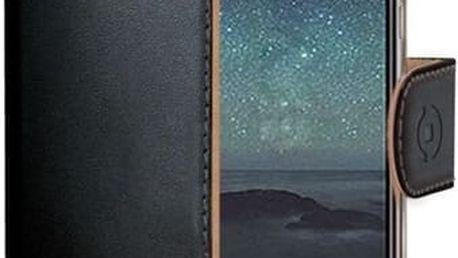 Pouzdro CELLY Wally Huawei P9 Černá