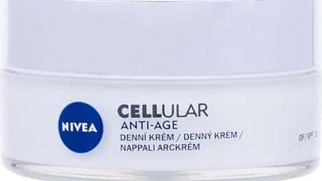 Nivea CELLular Anti-Age SPF15 50 ml denní pleťový krém W
