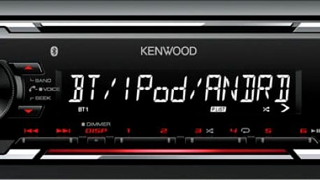 Kenwood KMM-BT203
