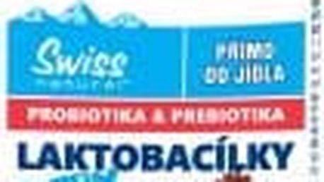 SWISS Laktobacílky Baby 60 tablet