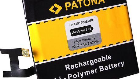 Patona baterie pro Sony Xperia Z LIS1502ERPC 2330mAh 3.7V Li-Ion - PT3097