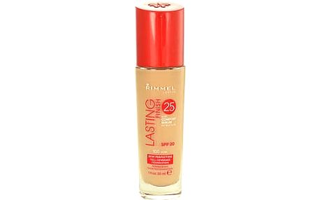 Rimmel London Lasting Finish 25h Foundation Make-up 30ml pro ženy - Odstín 203 True Beige